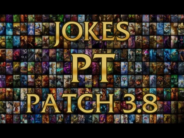 LoL Voices - Champions jokes - Português - Patch 3.8 Vídeos De Viagens