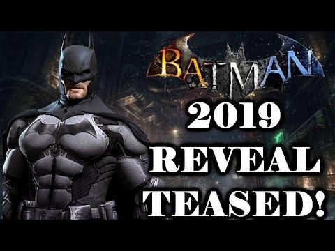 Batman Arkham 2019 Reveal TEASED!