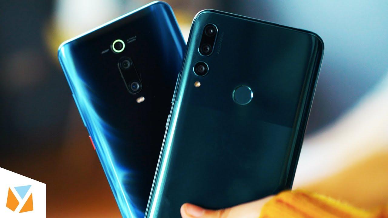Huawei Y9 Prime 2019 vs Xiaomi Mi 9T Comparison Review