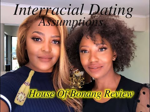 Interracial Dating LIES & ASSUMPTIONS  Feat House Of Bonang Review & Dr Fox