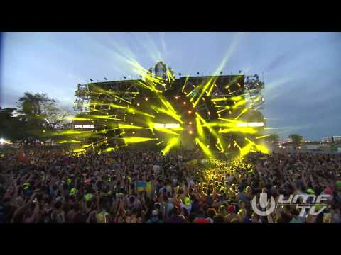 CID & Mednas - ILL Behavior live at Ultra Music Festival