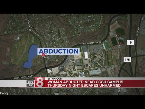 Police investigate report of abduction near CCSU in New Britain