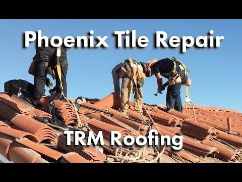 Phoenix Tile Roof Repair