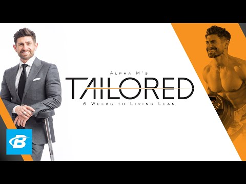 Alpha M's Tailored: 6-Weeks To Living Lean | Trailer