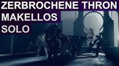 Destiny 2: MAKELLOS SOLO Der Zerbrochene Thron (Deutsch/German)