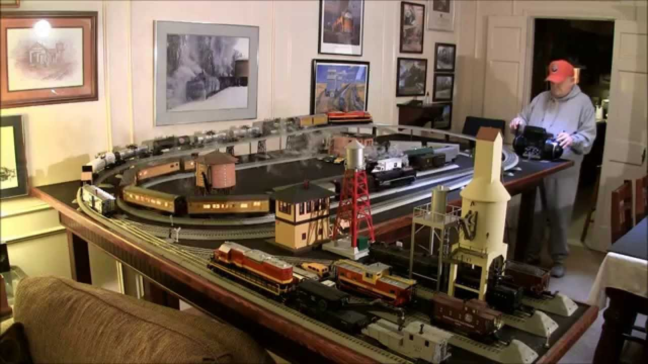 Pawpaw S O Gauge Toy Train Layout Update 1 February 24
