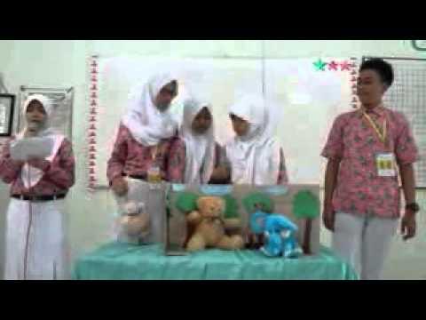 Contoh Cerita Fabel Smp Negeri 15 Surabaya Youtube