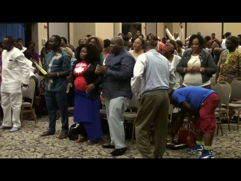 PROPHETIC AND MIRACLE CONFERENCE DALLAS TEXAS U.S.A DAY 2
