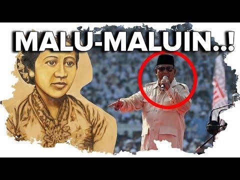 BPN Jelaskan Maksud Prabowo soal 'Ibu Pertiwi Diperk0sa'