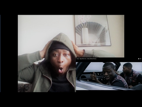Nines - High Roller feat. J Hus (Official Video) - REACTION