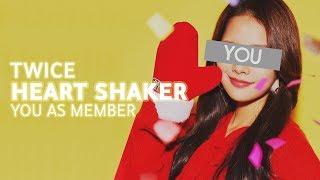 TWICE ? 「Heart Shaker」 [10 Members ver.] (Line Distribution)