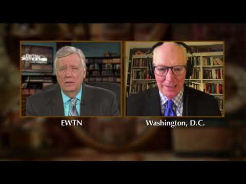 EWTN Bookmark - Deal W. Hudson How to Keep From Losing Your Mind. Also, 365 Days of Catholic Wisdom