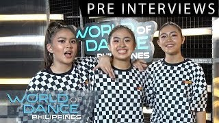 World Of Dance Philippines: Gtweens | Pre-Interview