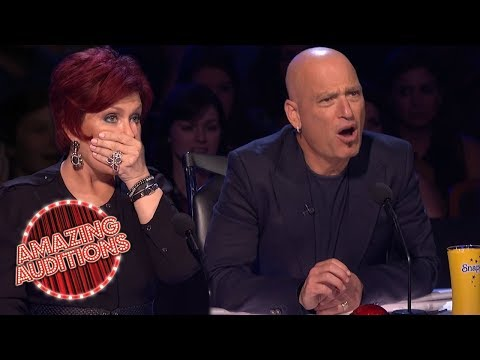 Psychic WOWS Judges And Leaves Them SHOOK | Amazing Auditions