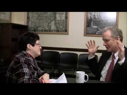 Tuesdays with Liz: Disability Policy for All, Interview: Representative Chris Van Hollen (MD-08)