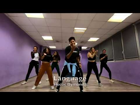 CDK - Carlos Quispe / Language - Voicemail ft Docta Bird  / Dancehall Steps Video