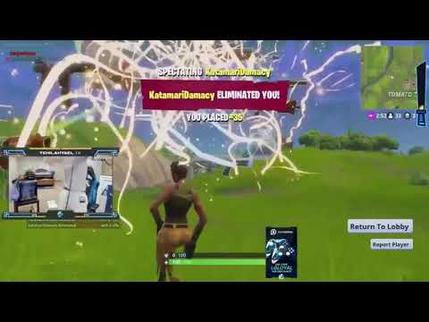 Ninja Caught Hacking!! - When Fortnite Players Are Hacking