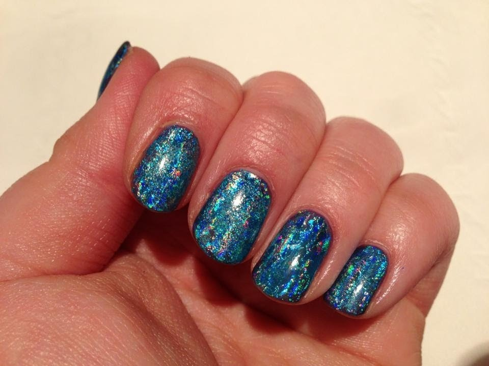 How To Do Shellac With Foils Plus See My Display Wheel Youtube