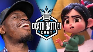 Torrian VS Disney! | DEATH BATTLE Cast
