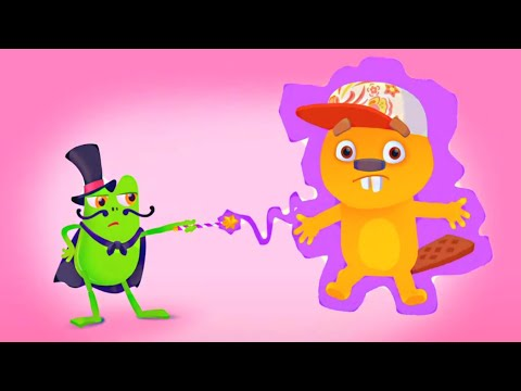 Бобр Добр - Волшебное превращение - серия 66 | Новые весёлые Мультики для детей