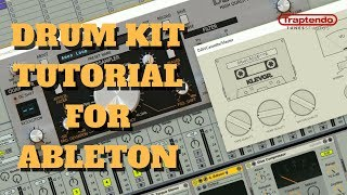 HOW TO MAKE LOFI 畏び案 DRUM KITS IN ABLETON LIVE