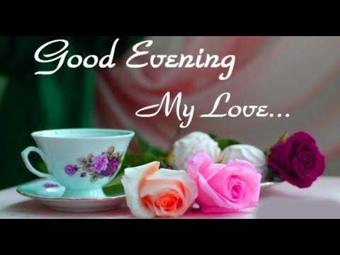 Romantic Good Evening Nice Whatsapp Status New Song Youtube