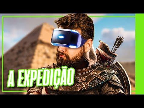 VR EM ASSASSIN'S CREED - Ubisoft Brasil