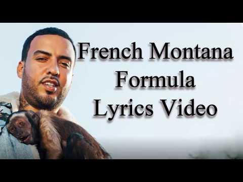 French Montana - Formula Lyrics