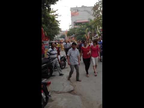Lễ hội chùa giỗ thị trấn gia lộc