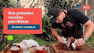 Entre Cuchillos Y Fuego - Dos potentes recetas parrilleras de Renzo Garibaldi