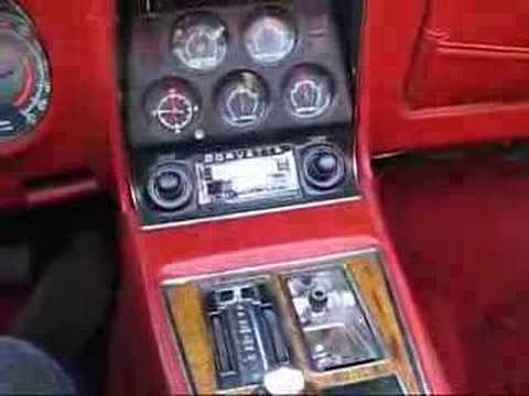 1976 Corvette Stingray Test Drive Youtube