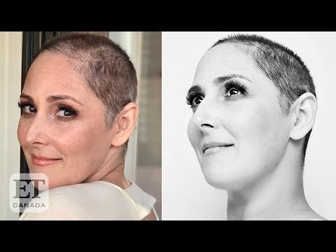 Katie Sommers - Ricki Lake Reveals Lifetime Of Hair Loss Struggle & Newly Buzzed Hair