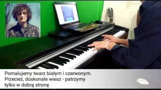W dobra strone - Dawid Podsiadło 🇵🇱🇵🇱😍 piano alvarozamudio