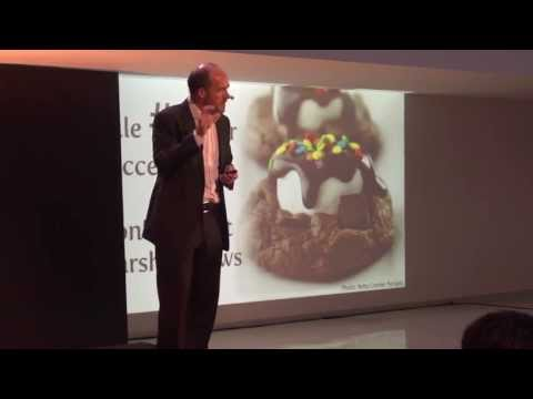 The Discipline of Finishing: Conor Neill at TEDxUniversidaddeNavarra