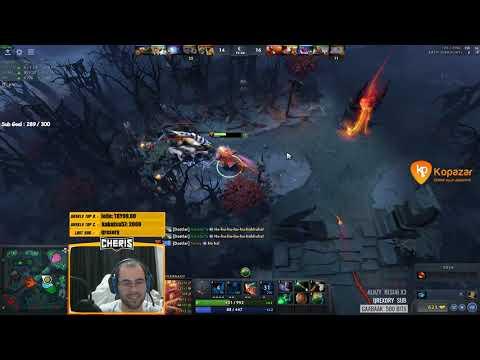 Jugger gameplay w / İhsan , Koray Safe lane