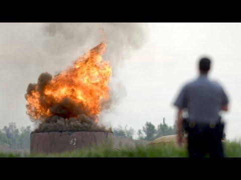 Deadly Mead oil tank explosion under investigation