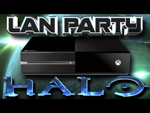 *Exclusive* Halo on the Xbox One - NODE