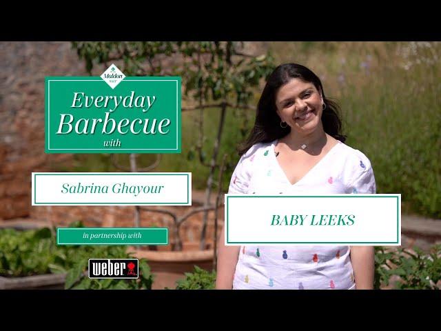 BBQ Baby Leeks - Everyday BBQ