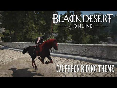Black Desert Online OST Calpheon Riding Theme
