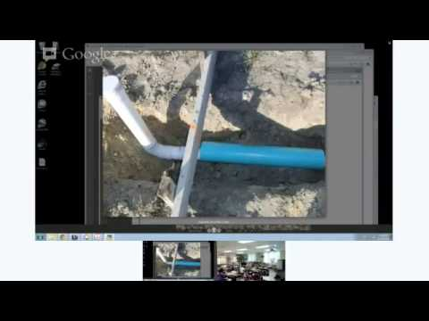 Lesson 2: Underground Plumbing