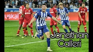 Jonathan Calleri (Alaves) Best Skills and Goals on All Your Teams/HD