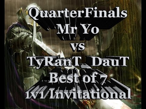 AoE2 - Arabia 1v1 Invitational, Mr.Yo vs DauT, Quarterfinal, Best of 7