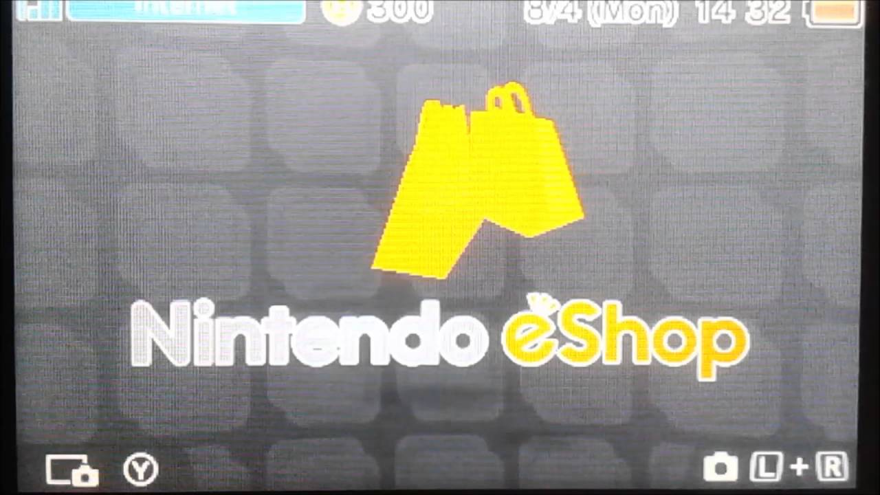 [3DS] How To Install Ticket Files & Download eShop Games
