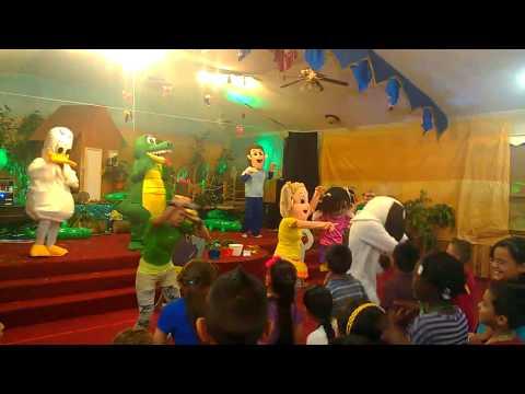 (VBS) Vacation Bible School 2013- Iglesia Nueva Vida Macon