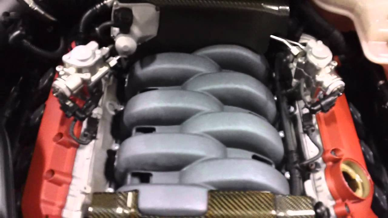 2008 audi rs4 engine ct [ 1280 x 720 Pixel ]
