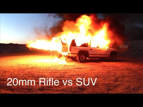 20MM VS CHEVY SUV