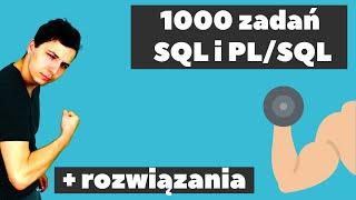 Gdzie ćwiczyć zapytania SQL i programy PL/SQL? Darmowe zbiory zadań online #60