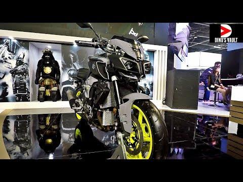 download Yamaha MT-10 2018 Walkaround Review #Bikes@Dinos