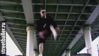 MADsportsTV - West Enteres SLAMDUNK.ru Streetball Freestyle BATTLE'09 thumbnail