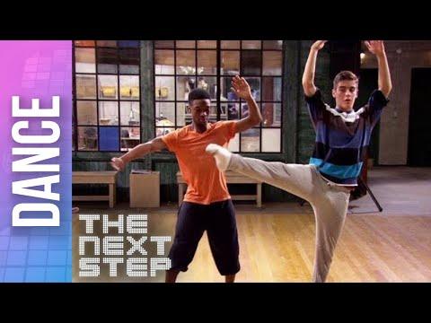 Daniel & West Hip-Hop/Ballet Duet - The Next Step Dances